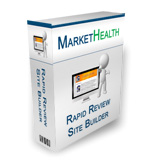 Market Health Rapid Review Site Builder