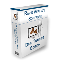Rapid Affiliate Software - Dog Training Edition
